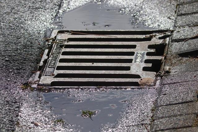 rainwater harvesting drain
