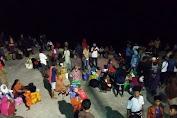 Dinas Sosial Selayar Drop Logistik Bantu Penumpang KM.Adi Nusantara