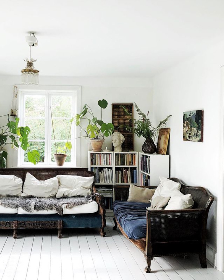 Ida's Beautiful, Considered Southern Sweden Home (And 7 Tips On How to Create an Environmentally Friendly Space)