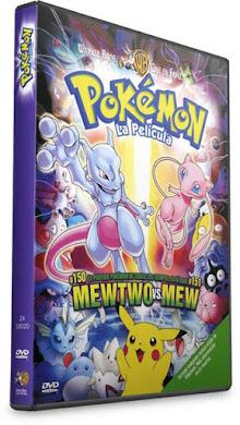 Pokemón: La Primera Pelicula (1998) HD 1080p Latino
