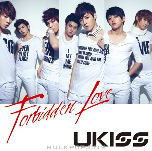 U-KISS – Forbidden Love – Single
