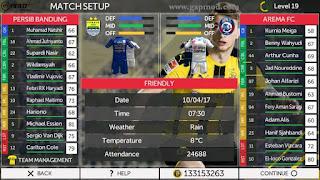 Download FTS Mod FIFA17 Ultimate v3 by Zulfie Zm Apk + Data