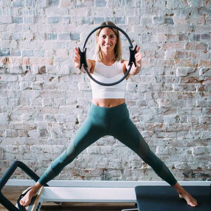 Pilates Ring Exercises To Strengthen and Tone The arms and Legs