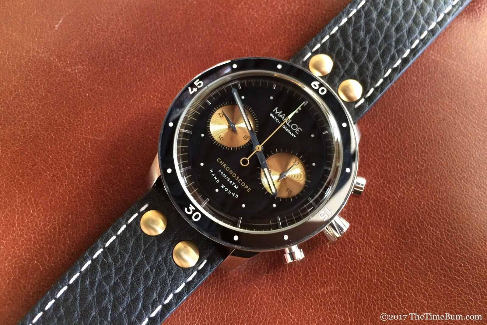 Marloe Lomond Chronoscope Vintage Coffee