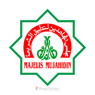 Majelis Mujahidin Logo Vector