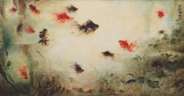 karya lee man fong goldfish