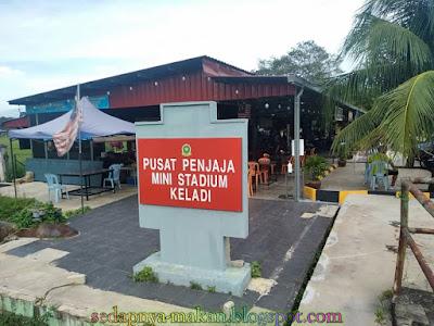Pusat Penjaja mini Stadium Keladi, Kulim Kedah