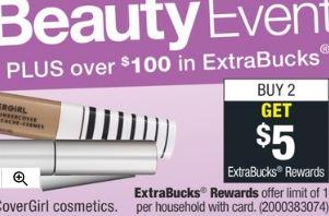 CVS Epic Beauty Event Coupon Deals - 9/15-9/21