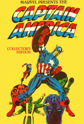 Captain America Collector's Edition, 1981, Marvel UK