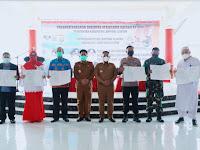 Pilkades Serentak 2021, Pemkab Lamsel bersama TNI - POLRI Sepakat Jaga Kondusifitas