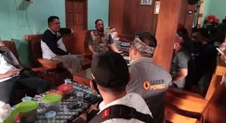 Diduga Selewengkan Dana Bansos, Oknum Koordinator PKH Dilaporkan Tim Saber Pungli GN-PK Jateng