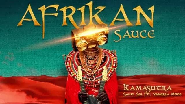 Download Audio | Sauti Sol ft Vanessa Mdee - Kamasutra