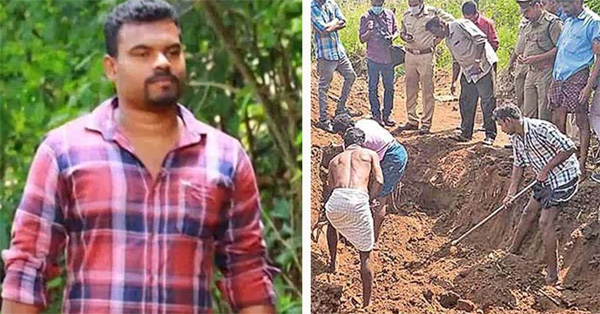 Accused in Rijosh murder case consumes poison, child dies, Idukki, News, Local-News, Murder, Police, Child, Kerala