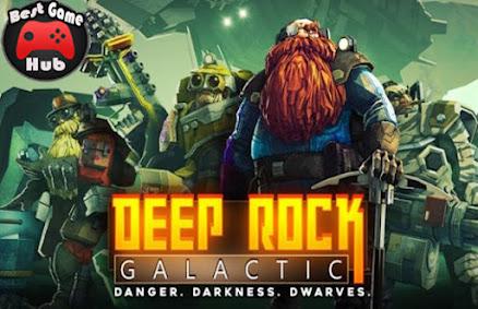 Deep Rock Galactic Full Version PC Game Free Download