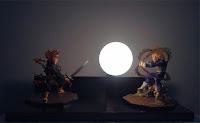 Las mejores lámparas de Dragon Ball