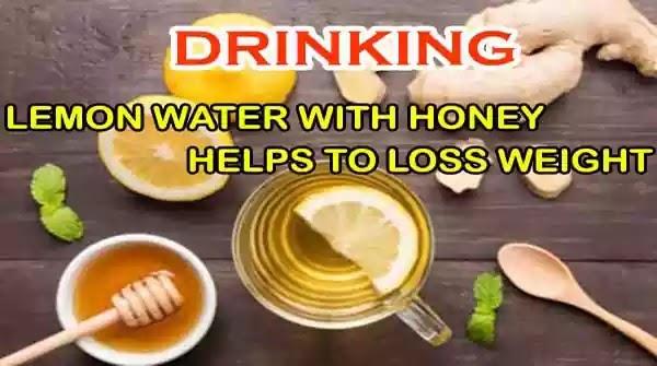 honey-with-lemon-water