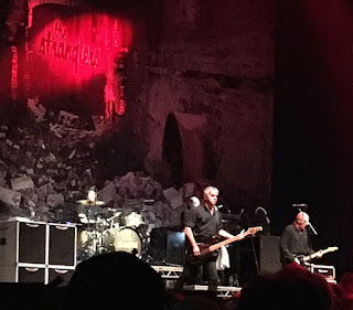 The Stranglers live on stage