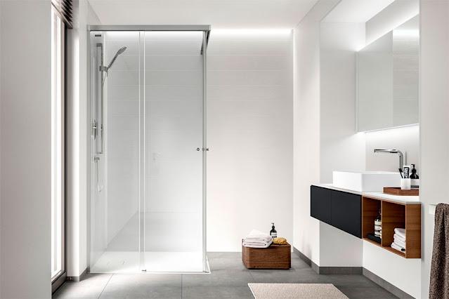 Historia de la ducha