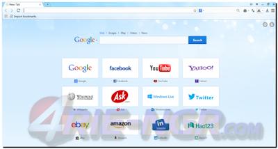 Baidu Spark Browser 43.23.1007.94 Terbaru Offline Installer