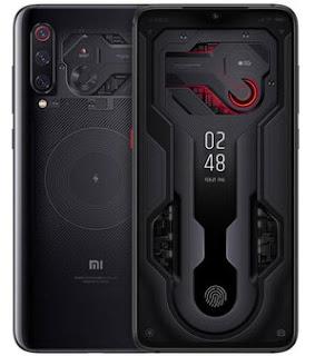 spesifikasi dan harga handphone xiaomi mi 9 explorer