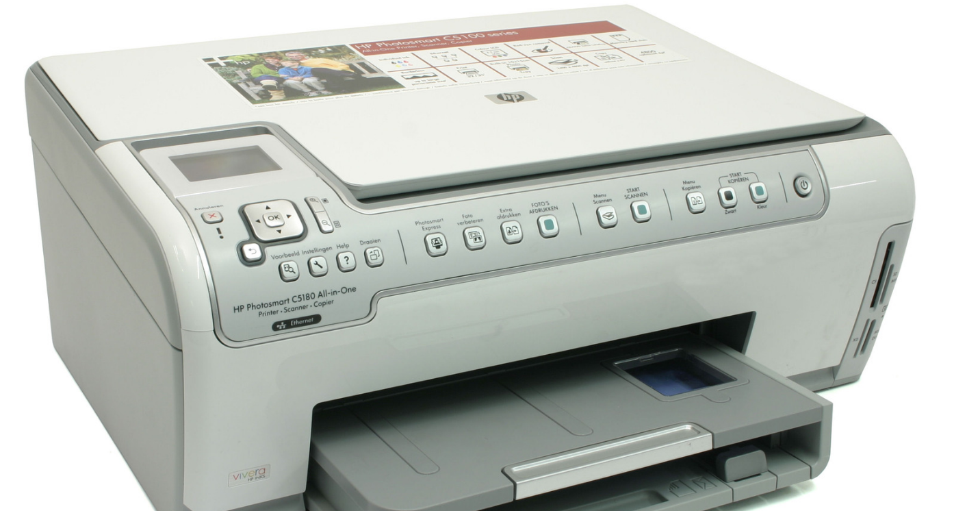Hp Photosmart Printer c5180 Manual