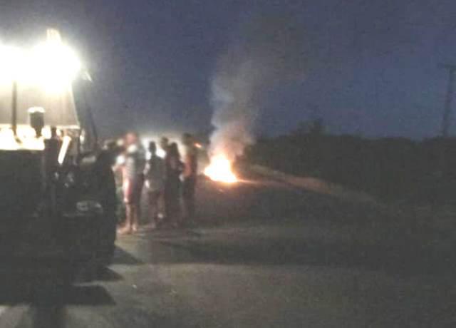 Motociclista morre carbonizado em explosão de moto após batida em Livramento