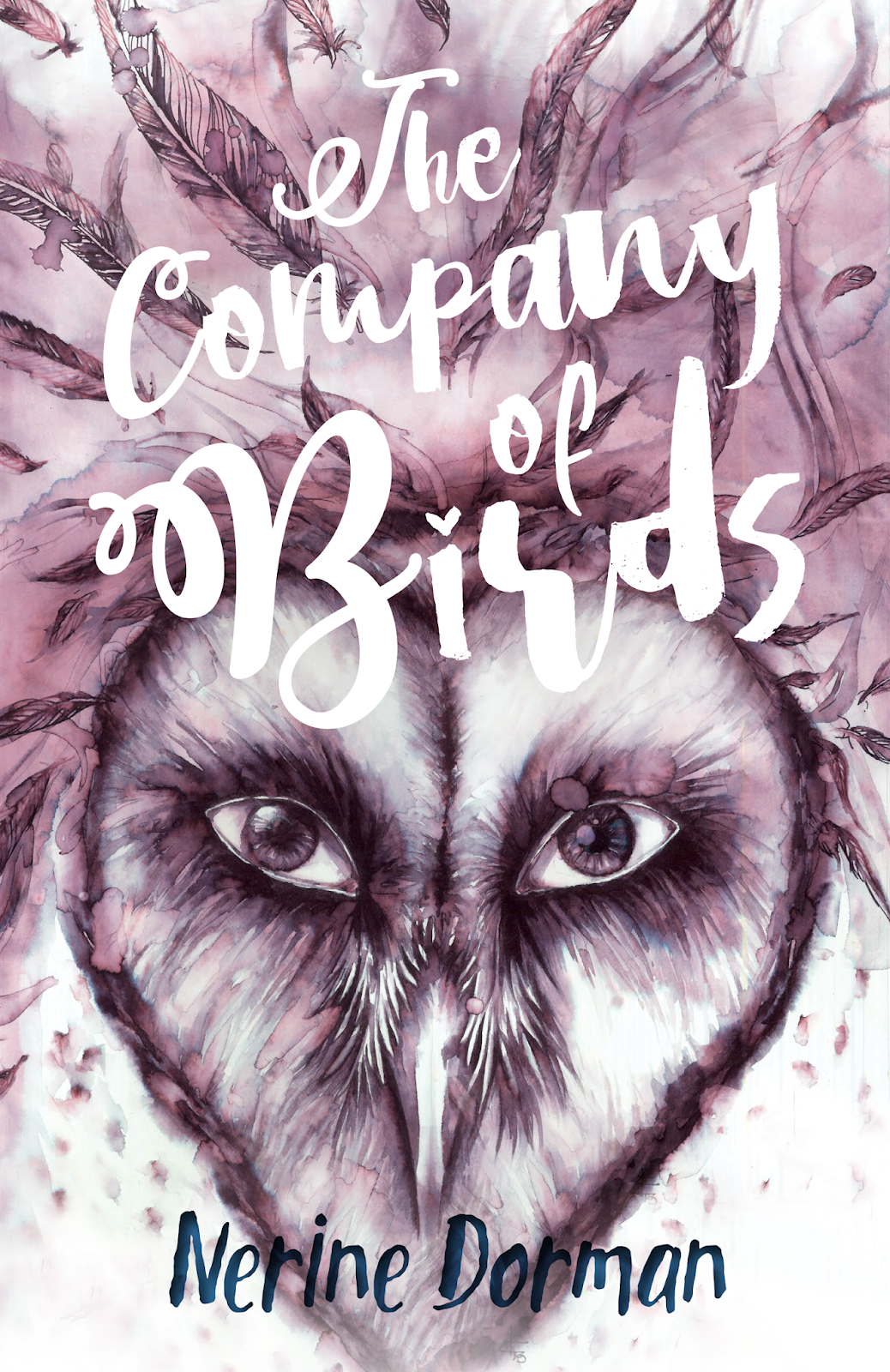 "Click Here To Order ""The Company Of Birds"" by Nerine Dorman!!!"