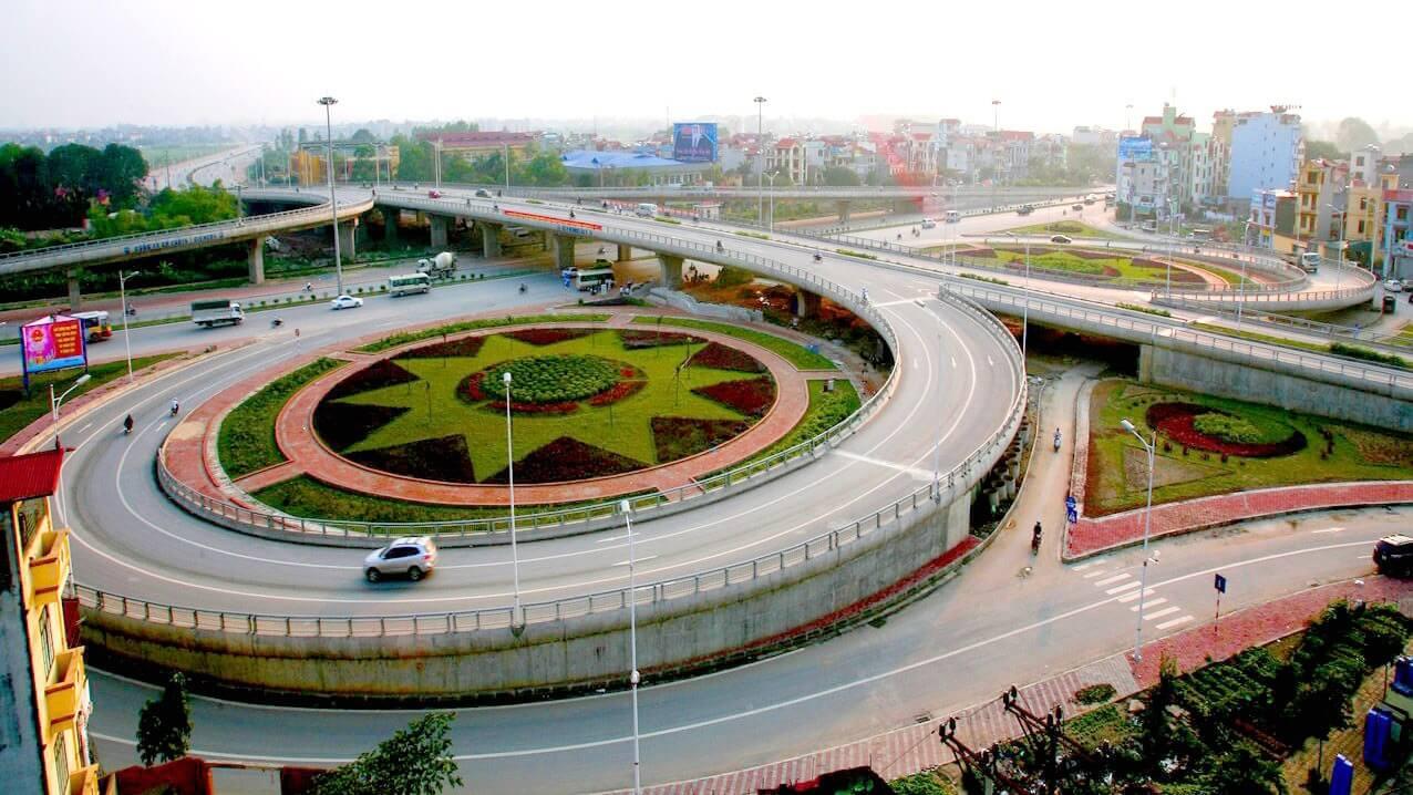 Long Biên là địa điểm sống tuyệt vời với không gian trong lành.