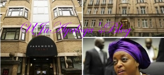 Alison-Madueke moves to a rented flat in London after losing £11 million to UK government