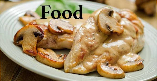 طريقة عمل بيكاتا الدجاج بالمشروم