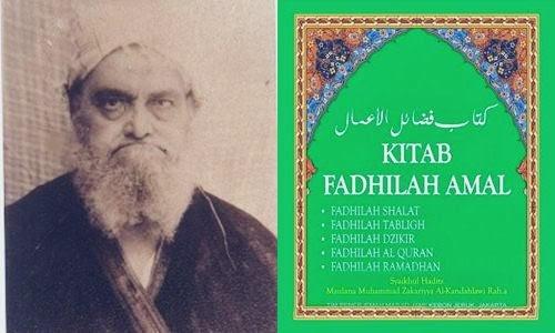 Foto Biograf, Profil dan Biodata Syaikh Maulana Zakariyya Si Penulis Kitab Fadhilah Amal - www.heru.my.id