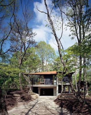 บ้าน 2 ชั้นสไตล์ญี่ปุ่น