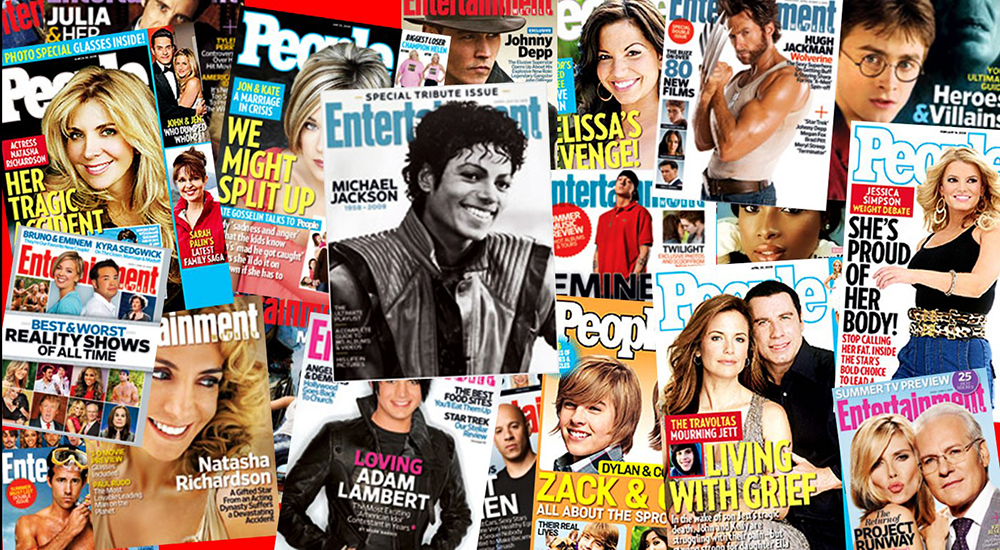 are we too celebrity obsessed Celebrity worship syndrome (cws) individuals who suffer from erotomania tend to believe that the celebrity with whom they are obsessed with is utilizing the media as a way to communicate with them by sending special messages or signals.