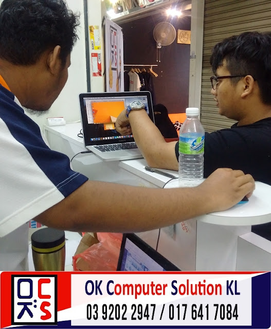 [SOLVED] MACBOOK PRO SLOW SANGAT | REPAIR MAC KAMPUNG PANDAN 3