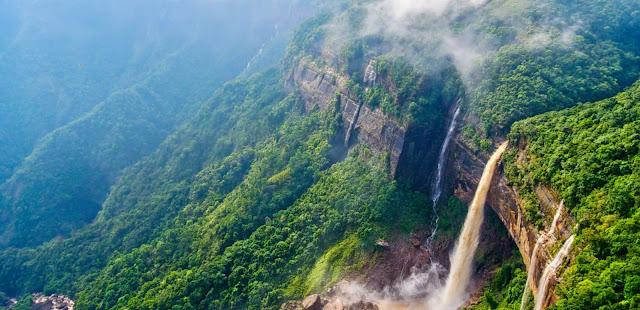 Shillong to Sohra (Cherrapunji) Tour