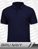Kaos Polos Polo Maxi Soft Navy