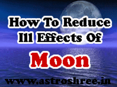 tips to minimize malefic moon effects