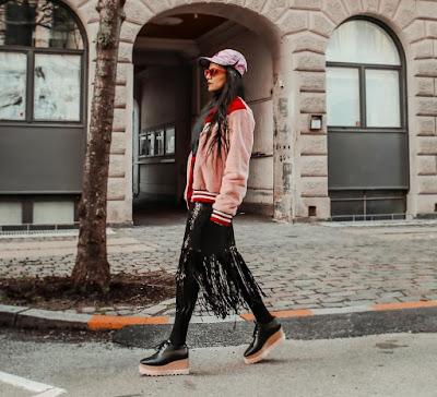 Sustainable fashion blogger -  Stella McCartney Vegan Shoes - Vegan Fashion Blogger