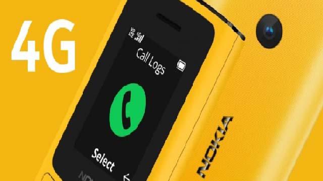 تم الكشف عن هاتف Nokia 110 4G و Nokia 105 4G مع إتصال LTE
