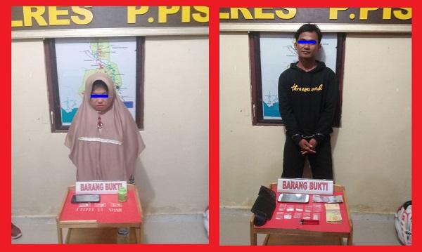 Empat Budak Narkoba Diamankan Polisi di Tiga Lokasi di Pulang Pisau