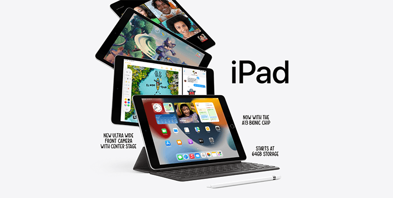 Apple iPad (2021) with Bionic A13 and USB-C now official price starts at PHP 19,990