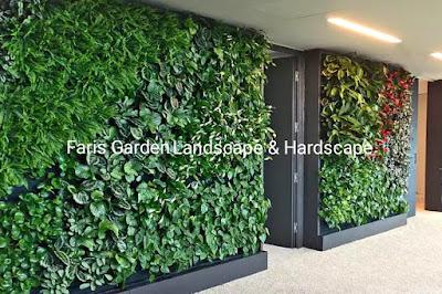 Jasa Vertical Garden di Solo   Desain Pembuatan Taman Vertical Solo