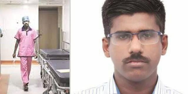 दिहाड़ी मजदूर का बेटा पहले मेल नर्स बना, अब आईएएस | INSPIRATIONAL STORY