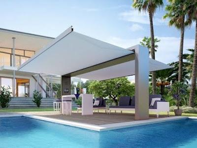 arredamento e dintorni coperture per terrazze e balconi. Black Bedroom Furniture Sets. Home Design Ideas
