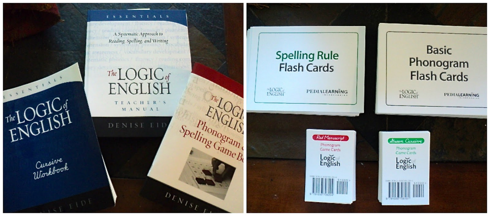 Journey to Excellence: Logic of English {Schoolhouse Review}
