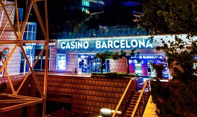 Casino de Barcelona.