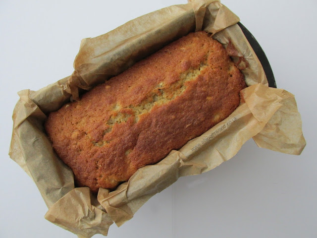 Abigails world recipe banana loaf blogging anniversary todays recipe is banana loaf which i made a couple of weeks ago and it went down a treat i originally found the recipe here on bbc good food and although forumfinder Choice Image