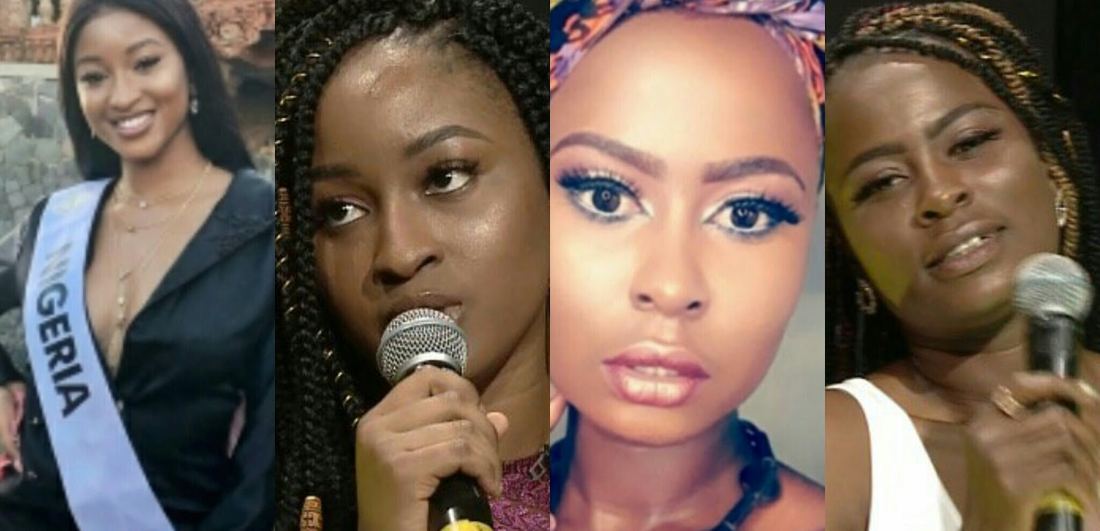 BBNaija 2019 Housemates, Ella And KimOprah, Evicted From The House