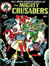 Read The All New Adventures of the Mighty Crusaders comic online