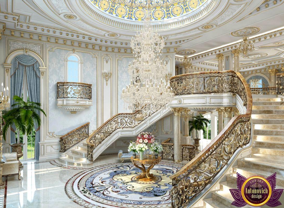 Luxury Antonovich Design Uae House Interior Design In
